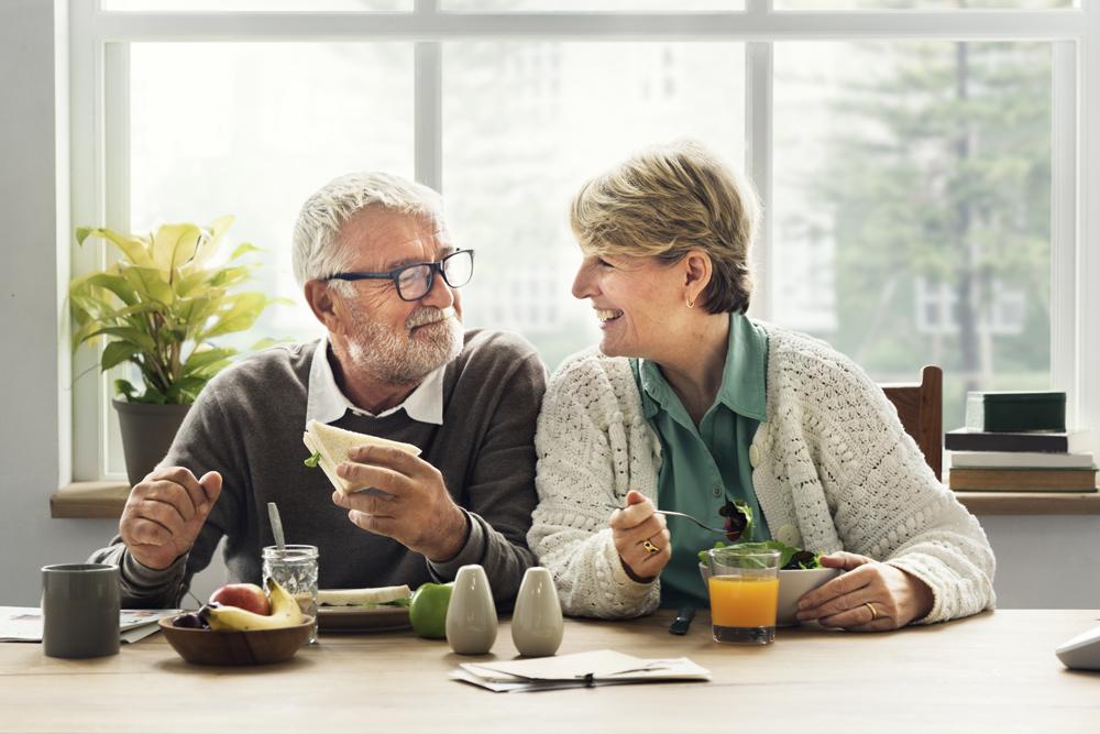Health tips for seniors