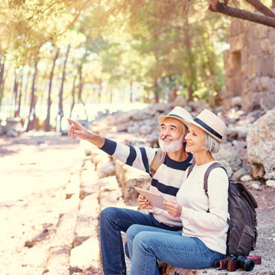 Tips for seniors travelling