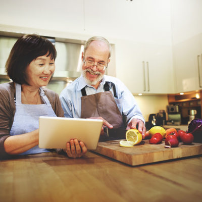 easy recipes for seniors