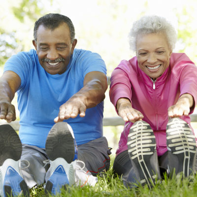 seniors easy exercise to stay limber