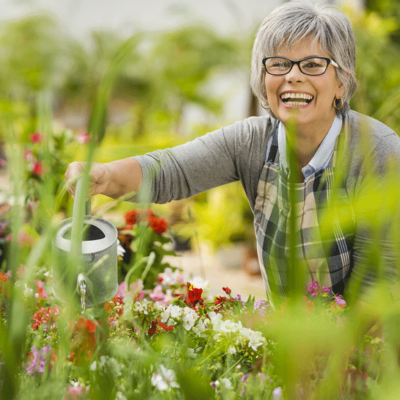 gardening tips for seniors in care homes