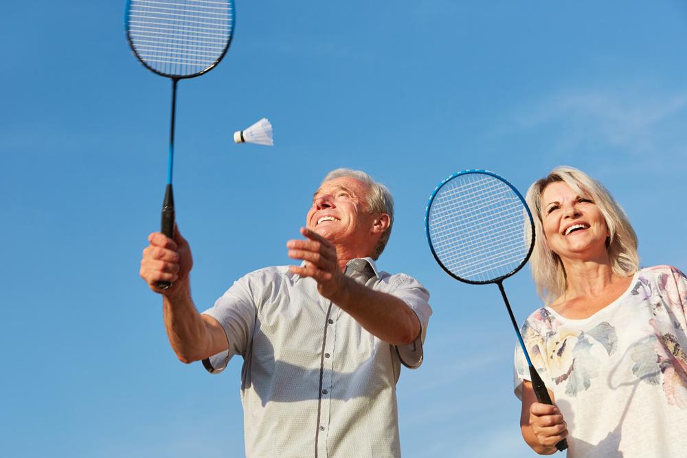 sporting ideas for seniors