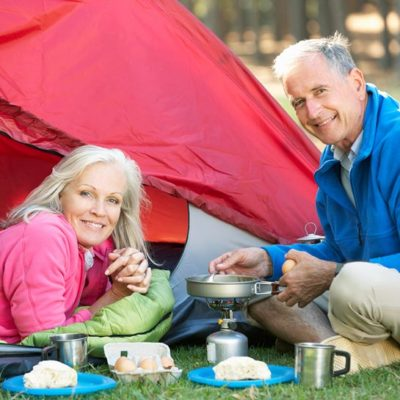 tips to stay safe while camping