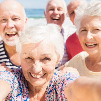 helping seniors stay social