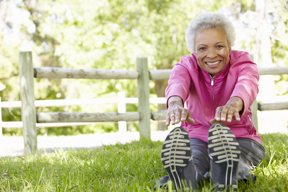 safe fitness for seniors