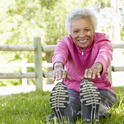 safe senior exercise tips
