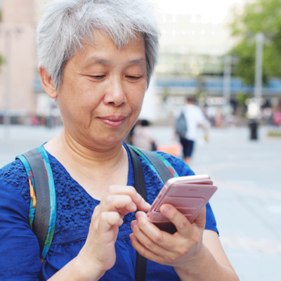seniors and the best smartphone apps