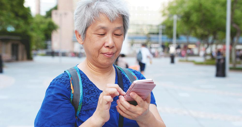 the best smart phone apps for seniors
