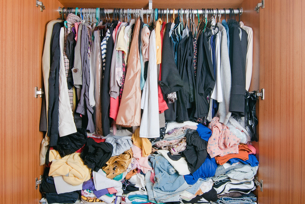 Care At Home Declutter Your Closet