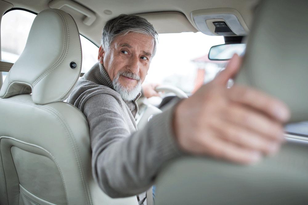 Senior Driving Tips