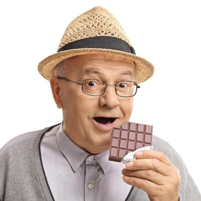 Chocolate Helps You Age Gracefully