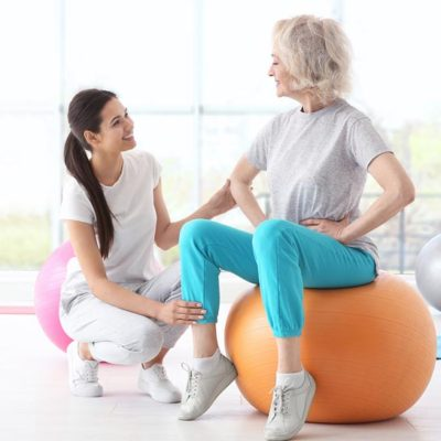 how physio therapy benefits seniors
