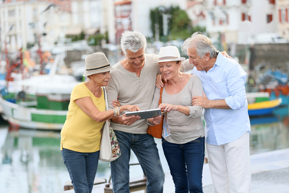 More Senior Travel Tips