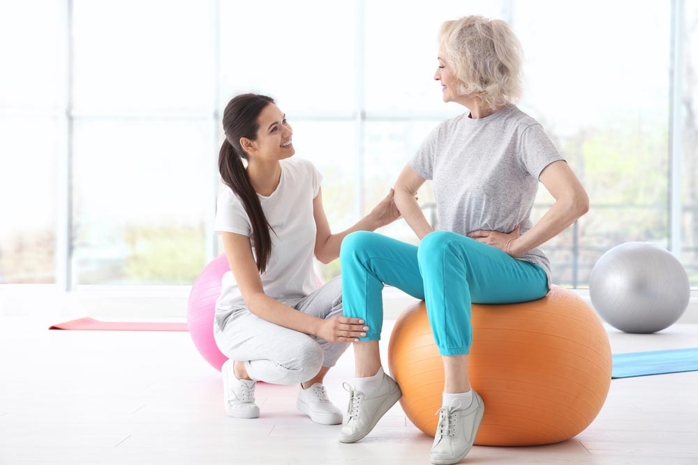 The benefits of physio for seniors